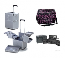 Cases, Bags and Trolleys